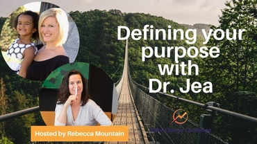 Live a life of purpose, passion & prosperity – with Dr. Jea