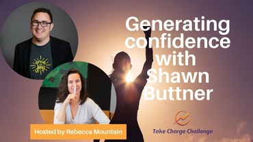 Take Charge Challenge – CONFIDENCE!