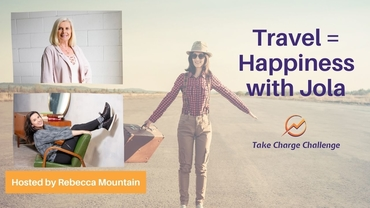 Travel = Happiness…and what to do when you CAN'T travel!