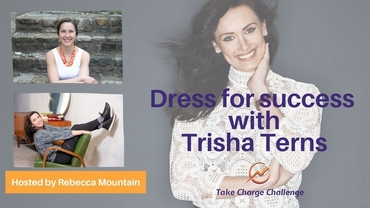 Dress For Success (and more) with Trisha!