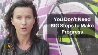 You Don't Need BIG Steps to Make Progress